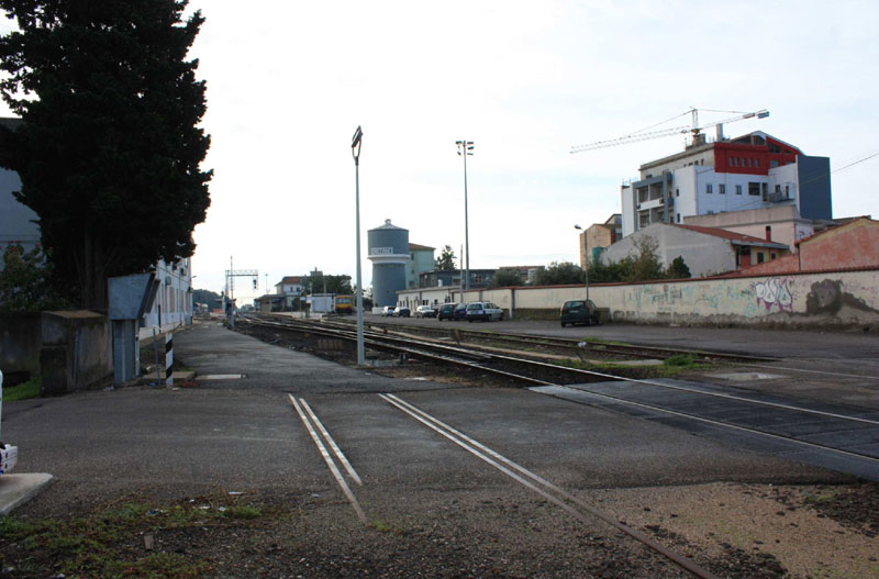 Centro Intermodale e stazione di Interscambio - Sardegna